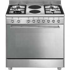 Electric gas stove Nepinetwork Smeg Gas Solid Plate Stove Ssa92max9 Hirschs We Will Save You Money Hirschs Smeg Gas Solid Plate Stove Ssa92max9 Hirschs We Will