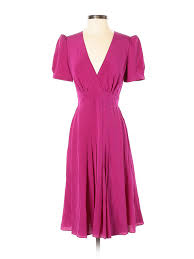 Gucci Dress Size Chart Details About Nwt Gucci Women Pink Cocktail Dress 38 Italian