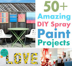 painting is a hobby for many people and few of them try out spray painting but very few think of making creative and useful s out of spray painting