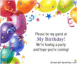 invitations to birthday party text invitations birthday party under fontanacountryinn com