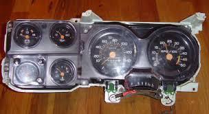 73 87 factory tachometer info 1998 Chevy Truck Wiring Diagram Gm Gauge Cluster Wiring Diagram #27