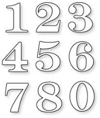number templates 1 10 numerical stencils printable free 32fabd5b6a757f8b7595b9f954de1bba