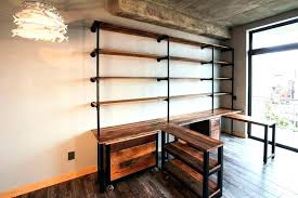 reclaimed wood office. Reclaimed Wood Desk Office Home