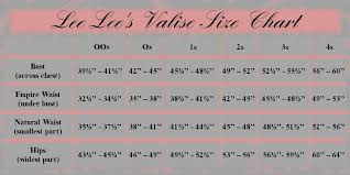 Lee Pants Size Chart Lee Lees Valise Plus Size Clothing Size Chart Lee Lees