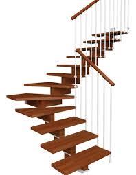Escalier Quart Tournant Pas Cher