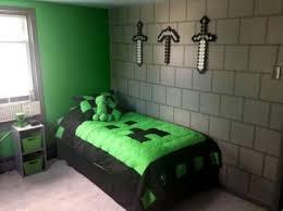 Interior Design Kids Bedroom Stunning Decorating A Minecraft Themed Kids' Room