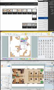 office layout tool. Office Furniture Layout Design Tool: Tool E