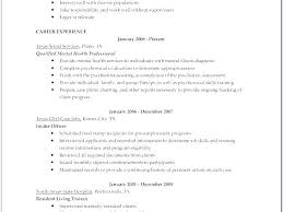 Child Care Resume Template Inspiration Resume For Childcare Letsdeliverco