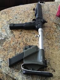 Handgun Magazine Holders Extended 100 cal keltec sub 100 custom modifications But 85