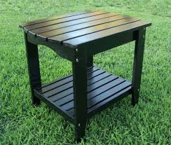painted wood patio furniture. Painting Outdoor Wood Furniture Side Table Part Paint For Refinish . Painted Patio
