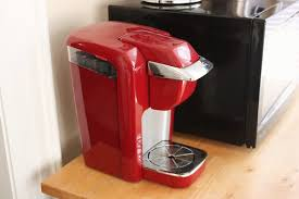 Turn the brewer on by pressing the power button. How To Clean A Keurig Mini And Other Instant Coffee Makers Life At Cloverhill