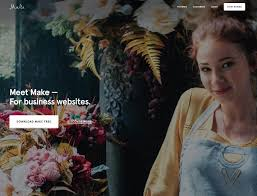 best wordpress woocommerce themes for  make is great theme to sell your product massively over online network the make framework is multipurpose so you can create any kind of corporate