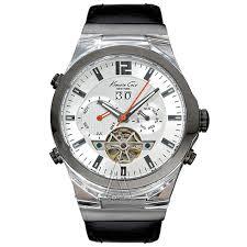 kenneth cole automatic kc1499 men s chronograph watch watches kenneth cole men s automatic watch