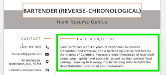 good job skills how to write a great resume the complete guide resume genius