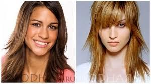 Haircuts Pro Střední Vlasy Asymetrické