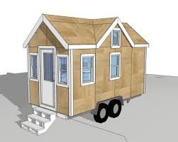 Small Picture 27 Tiny Houses Wheels Floor Plans Tiny House On Wheels Serves