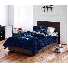 NFL Dallas Cowboys Bed in a Bag Complete Bedding Set