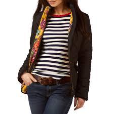 Joules Moredale Quilted Jacket - Black | Free UK Delivery* & Joules Jackets - Joules Moredale Quilted Jacket - Black Adamdwight.com