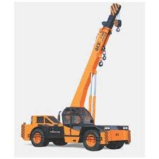 F160 Nextgen Pick And Carry Cranes