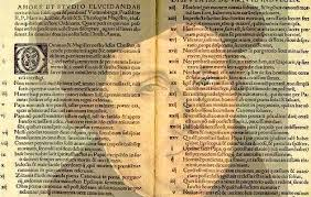 will nail martin luther s theses again one of the original texts the image of martin luther