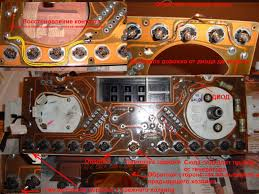 Горит контрольная лампа заряда аккумулятора Нива x 3456786298 jpg