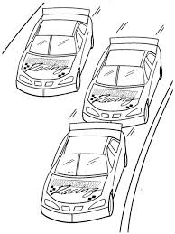 Small Picture Nascar coloring pages Free Printable Nascar coloring pages