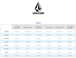 Volcom Size Chart Snowboard Pants Amazon Com Seller Profile Summitonline