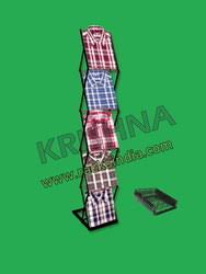 T Shirt Display Stand Racks For Readymade Garment 100 Shirts Display Stand Manufacturer 52