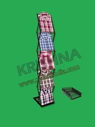 T Shirt Display Stand Racks For Readymade Garment 100 Shirts Display Stand Manufacturer 52