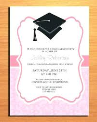 Free Printable Graduation Announcement Templates Wonderful Free