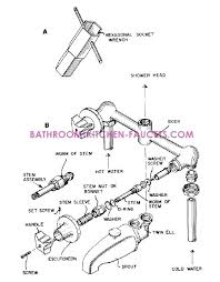 delta single handle shower faucet installation instructions delta two handle shower faucet two or three handle
