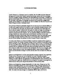 a christmas carol essay gcse english marked by teachers com  charles dickens · a christmas carol page 1 zoom in