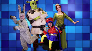 VOS transforms the McPherson into a swamp for Shrek The Musical – Monday  Magazine