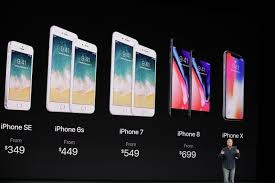 This Is How Much The New Iphones Will Cost Techcrunch