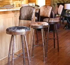 real rustic kitchen table long: antique bar stools with backs on dark hardwood