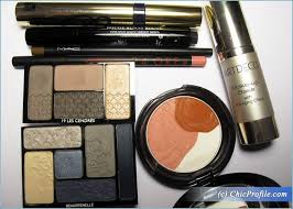 guerlain parure gold makeup beauty