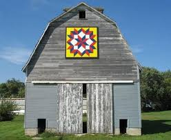 234 best Barn Quilts images on Pinterest | Barns, Court yard and ... & Quilt Barn - Photo by Donna Day Pattern: Broken Star Location: 1843 St  Humboldt Owner Randy Moench Humboldt Co - IA Adamdwight.com