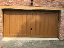 convert double garage door to single image collections door design