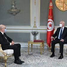 Tunus Cumhurbaşkanı Said, Merkez Bankası Başkanı ile ülkenin mali durumunu  görüştü - 07.10.2021, Sputnik Türkiye