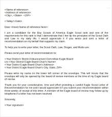 bsa eagle scout letter of recommendation form docoments bsa eagle scout letter of recommendation form docoments ojazlink