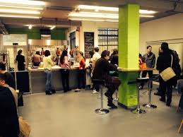 Ve Interactive Free Breakfast At The Ve Cafe Ve Global Office Photo