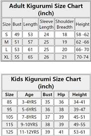 Kigurumi Onesie Size Chart Kigurumi Retail Outlet Adventure Time With Finn And Jake Dog