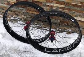26er fat wheelset chosen hub carbon clincher axle thru 80mm ud matt 150 197mm. Fat Wheelsets Lamere