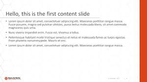 Powerpoint Create Slide Template How To Create A Custom Powerpoint Template Nuts Bolts Speed Training