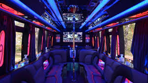 How to Make the Most of Your Party Bus Rental - Strip Key Limo