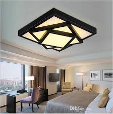 super bright modern led ceiling lights lamp for living room bedroom res de sala home indoor lighting dimmable abajur from china dhgate com