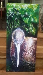 new zealand kiwi bird outdoor wall art panel from my original on outdoor wall art new zealand with new zealand kiwi bird outdoor wall art panel from my original