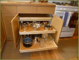 Pull Out Kitchen Storage Corner Kitchen Cabinet Solutions Magic Corner Kitchen Storage