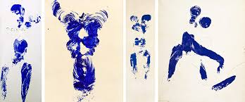 Image result for yves klein