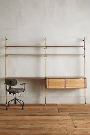 office shelving units. Slide View: 1: Kalmar Desk Shelving Unit Office Units